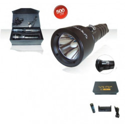 LINTERNA SPETTON Q7 V2 Fire Led