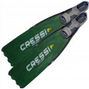 Aleta Cressi Gara Modular LD Green