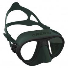 mascara calibro cressi verde