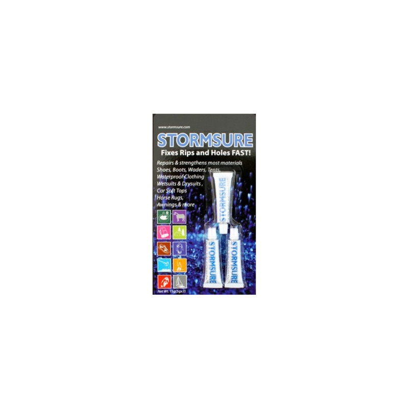 Stormsure Clear (Adhesivo Flexible)