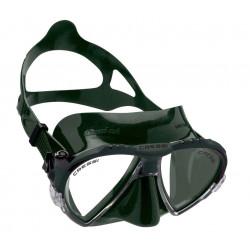 Mascara Cressi Matrix Verde
